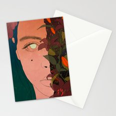 What Lies Beneath Stationery Cards