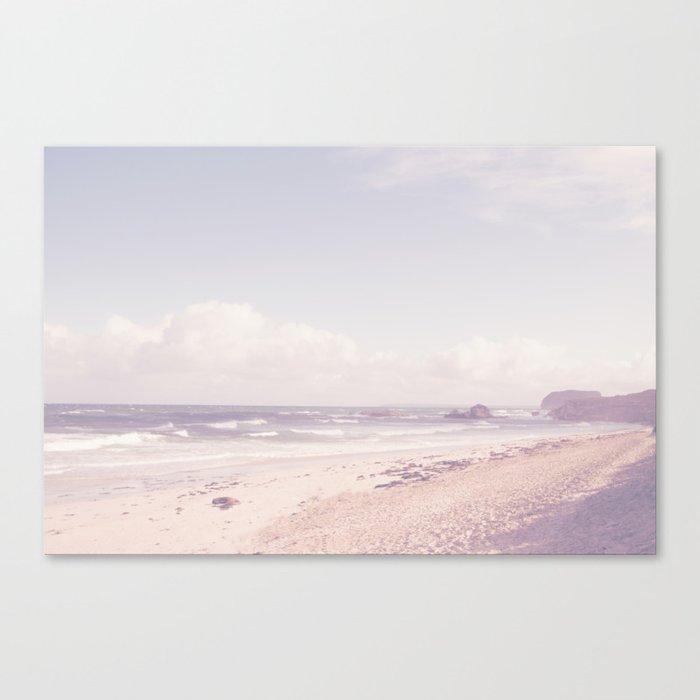 SEAL BEACH Canvas Print