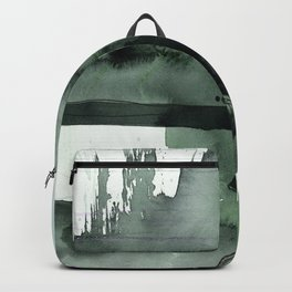 Brush Journey No.7b by Kathy Morton Stanion Backpack