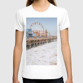 santa monica iii / california T-shirt