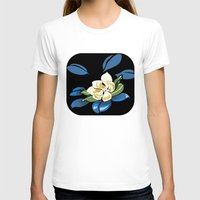 magnolia T-shirts featuring Magnolia by Patricia Howitt