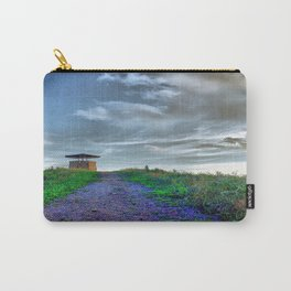 Purple Mountain Majesties Carry-All Pouch