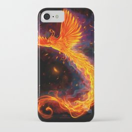Immortal Flames t-shirt edit iPhone Case