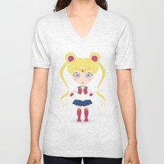 Sailor Moon Unisex V-Neck