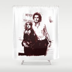 Sid and Nancy Shower Curtain