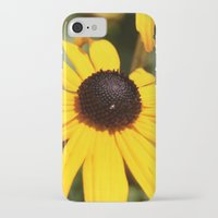 dentist iPhone & iPod Cases featuring Happy Flowers by IowaShots