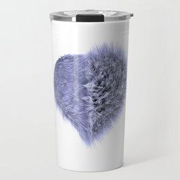 Messy Heart Travel Mug