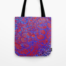 Doodle Style G369 Tote Bag