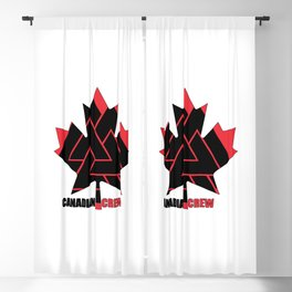 Canadian Crew  Blackout Curtain
