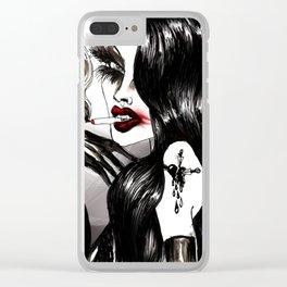 Ciao Bella Clear iPhone Case