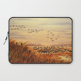 Goose Hunting Companions Laptop Sleeve