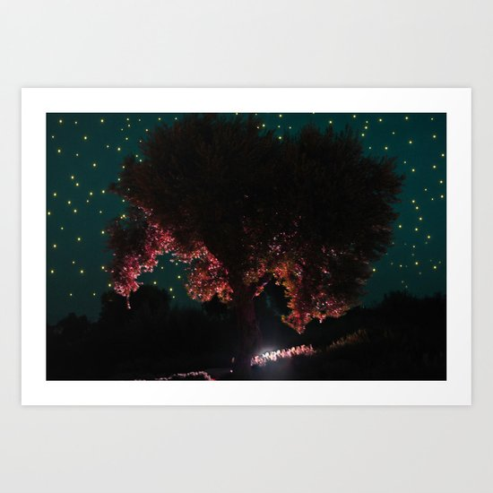 Olive Tree | Niarchos Foundation Cultural Center | Art Print