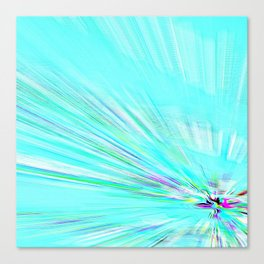 Re-Created Rapture 7 by Robert S. Lee Canvas Print