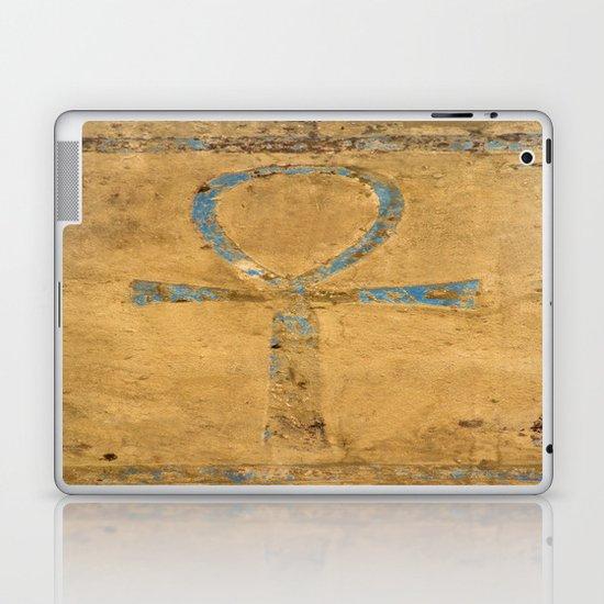 Luxor Dendera Ankh 2 Laptop & iPad Skin