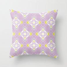 paisley pattern 1 Throw Pillow