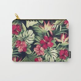 Night tropical garden Carry-All Pouch