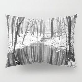 Hidden sump Pillow Sham