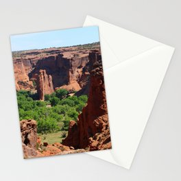 Canyon de Chelly View Stationery Cards