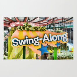 Backyardigans Swing-A-Long Rug