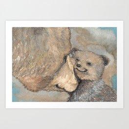 Mother's Love Art Print