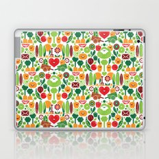 Vegetables tile pattern Laptop & iPad Skin
