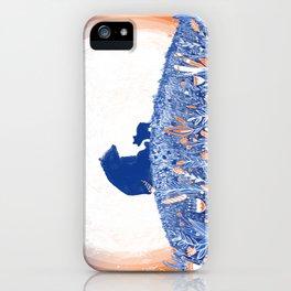 MELANCHOLIA iPhone Case