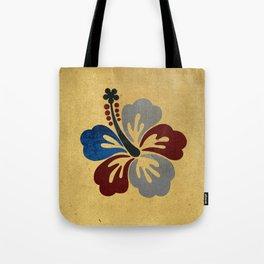 Hibiscus Flower Tote Bag