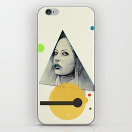 Isis - The keeper of all secrets iPhone Skin
