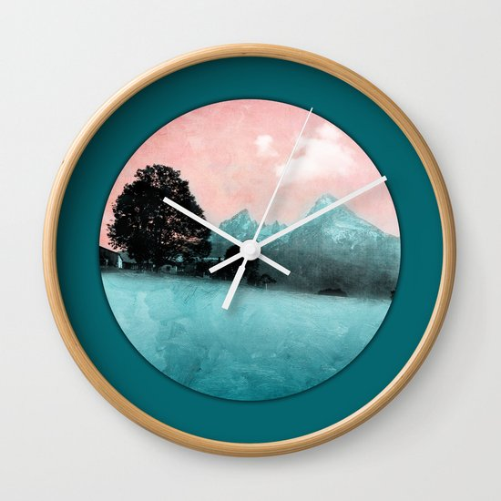 WATZMANN Wall Clock