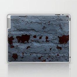 Textured Brick Blue Laptop & iPad Skin