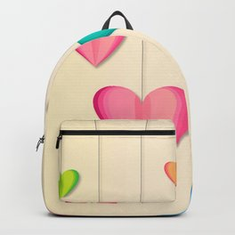 Hangin Hearts Backpack