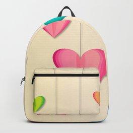 Hangin Hearts Backpack