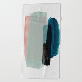 minimalism 12 Beach Towel