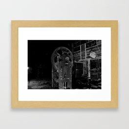Indigo Children Framed Art Print