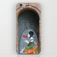 art deco iPhone & iPod Skins featuring Art Deco by PureVintageLove