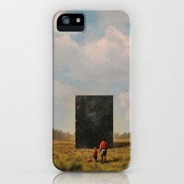 Son, this is the Universe iPhone Case