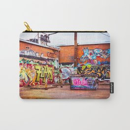 Graffiti Galore Carry-All Pouch