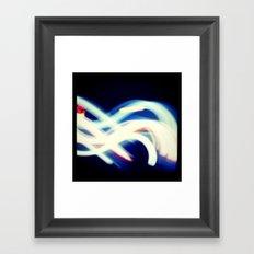 More Lights Framed Art Print