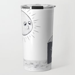 Don't Sunshine On My Rain Parade Travel Mug