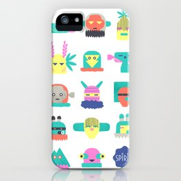 Assembly of Spirits  iPhone Case