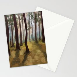 Forrest for the Trees Stationery Cards