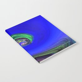 """Night Wave"" Photograph Notebook"