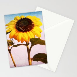 Summer Sunflowers Stationery Cards