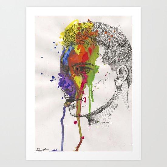JackHarry Art Print