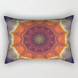 Crowned Rectangular Pillow