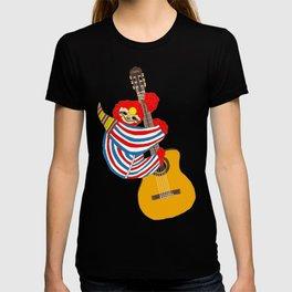 Heroes Sloth Vintage Guitar T-shirt