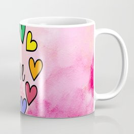Love 118 Coffee Mug