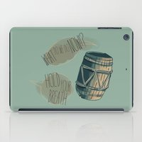 nori iPad Cases featuring Hold your breath. - Hobbit by KanaHyde