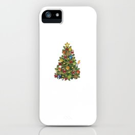 Christmas Movie Gift Griswold National Lampoon Dark Light iPhone Case