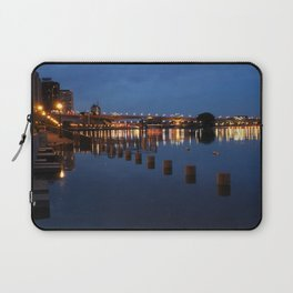 Night CityScape Laptop Sleeve